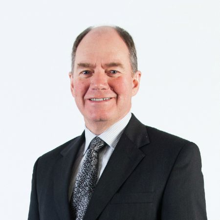 Mater honours Dr John O'Donnell