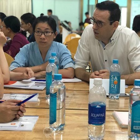 Epilepsy care boosted in Vietnam mission