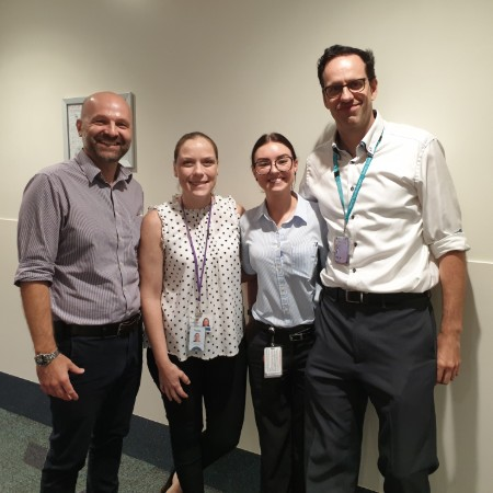 Partnership with Epilepsy Queensland