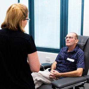 Living well in the bay—allied health support services for cancer patients